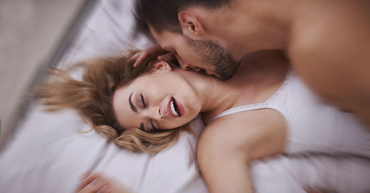 Hoe je jaren lang bevredigende seks kunt hebben