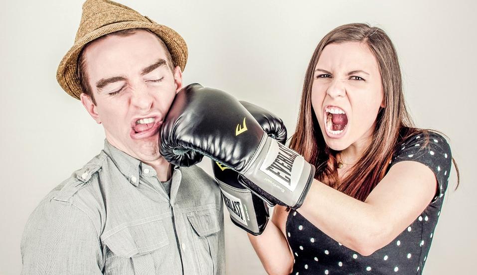Waarom schreeuwen we als we boos zijn?